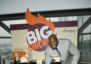 Shaq Takes His 'Big Chicken' Restaurant Out to Sea with New Carnival Cruise…