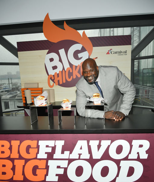 Shaq's 'Big Chicken' Restaurant Is Hitting the Sea with New Carnival Cruise Ship, Mardi Gras