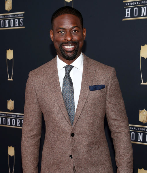 Sterling K. Brown Sounds Just Like Idris Elba — Listen to His British Accent!