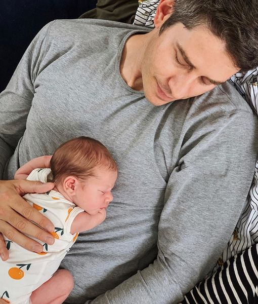Arie Luyendyk Talks Baby Alessi, Plus: His Parenting Struggle