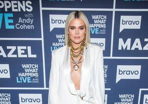 Khloé Kardashian Jokes About Why Scott Disick Doesn't Work Out