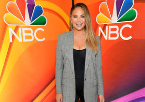 Chrissy Teigen on Convincing Her 'Bring the Funny' Co-Star Jeff Foxworthy…