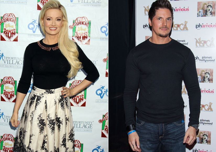 Holly Madison & Zak Bagans Reportedly Dating