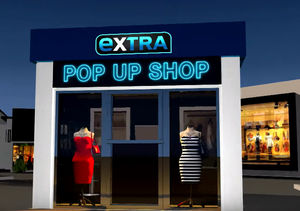 'Extra's' Pop-Up Shop: Air Fryers, Massagers, and Tracking Devices