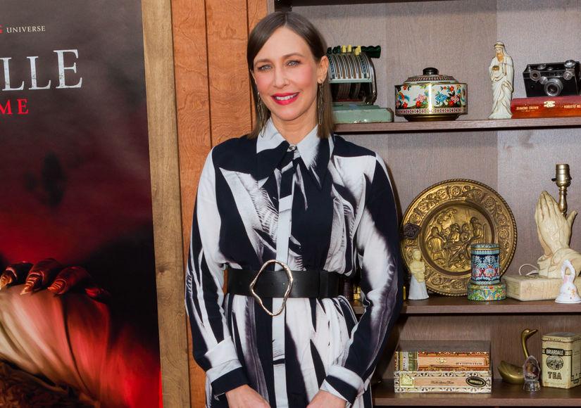 Vera Farmiga's Surprising Confession About 'Annabelle Comes Home'