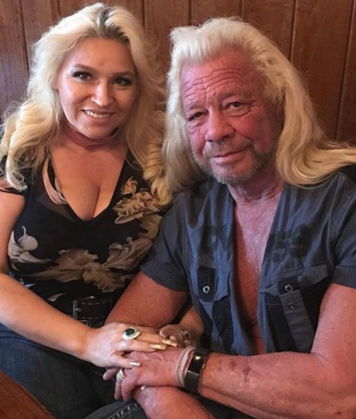 Dog the Bounty Hunter and Loved Ones Attend Beth Chapman's Funeral