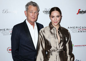 Katharine McPhee Marries David Foster