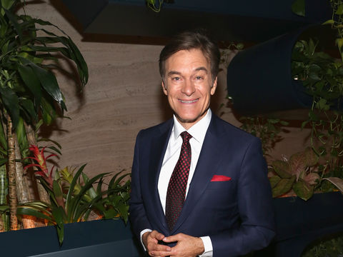 Why Dr. Oz Says Alex Trebek Is Fighting Cancer the Right Way