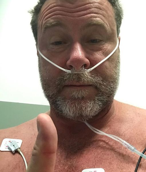 Dean McDermott Hospitalized