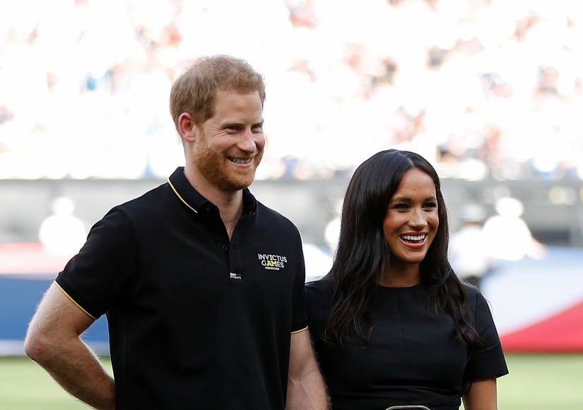 Meghan Markle Just Met a Famous Relative for the First Time