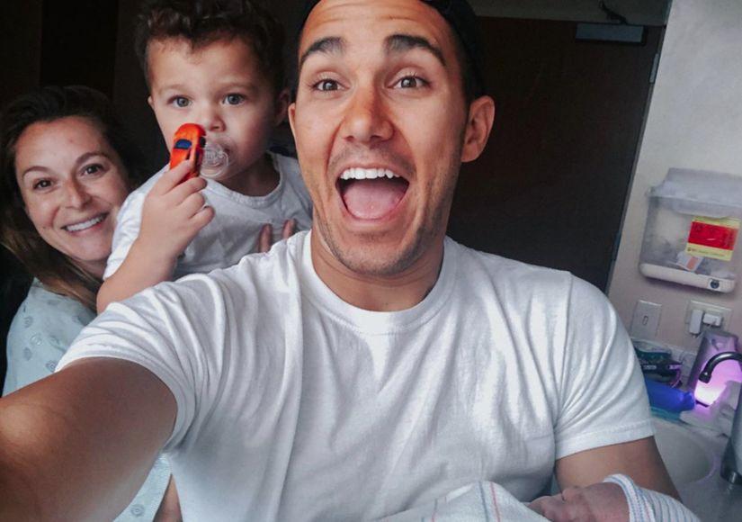 Alexa & Carlos PenaVega Welcome Baby #2!