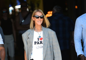Céline Dion Just Accessorized This Surprising Outfit with the 'Titanic'…
