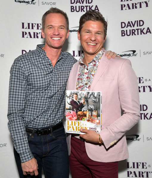 Neil Patrick Harris & David Burtka Take Our Couples' Quiz!
