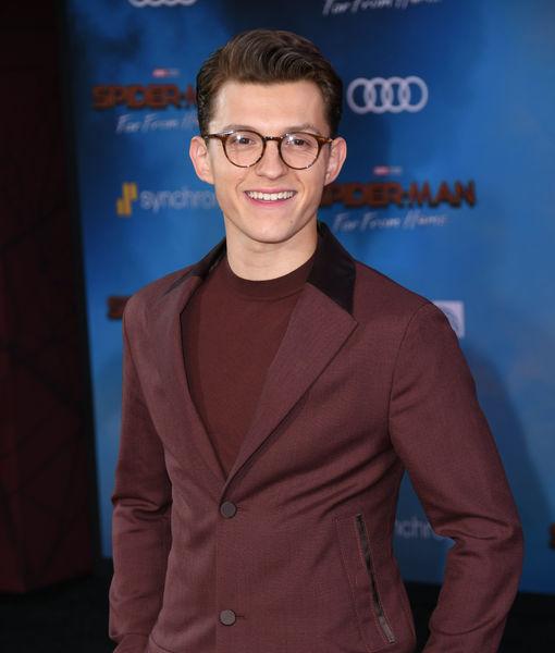 'Spider-Man' Star Tom Holland Pokes Fun at James Bond Rumors