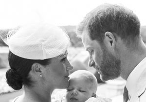 Inside Archie's Royal Christening
