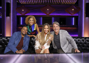 LOL! Watch Chrissy Teigen & Jeff Foxworthy 'Bring the Funny' During…