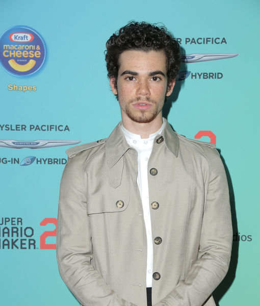 Cameron Boyce's 'Descendants' Co-Star Sofia Carson: 'Letting You Go Is Not Something I Know How to Do'