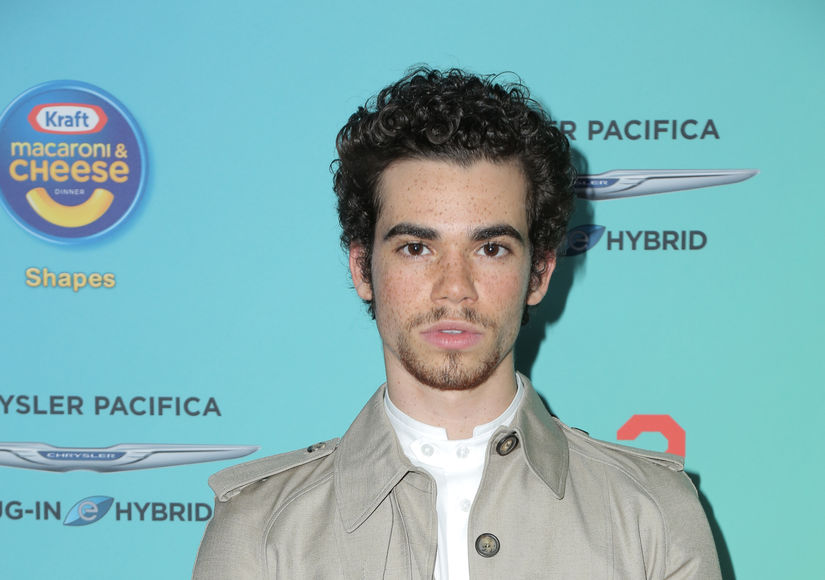 Cameron Boyce's Co-Star Sofia Carson Opens Up on His Death