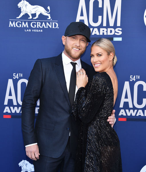 Cole Swindell & Barbie Blank Split