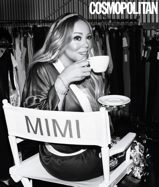 Bedroom Confession! Mariah Carey Reveals How Many Men She's Been With