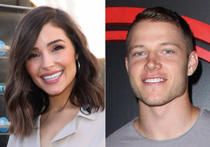 Is Olivia Culpo Dating NFL Star Christian McCaffrey?