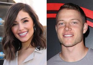 Is Olivia Culpo Dating NFL Star Christian McCaffrey?