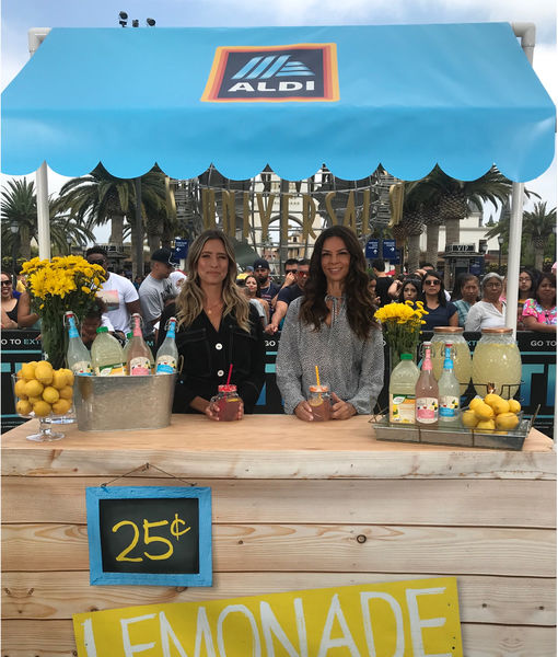 The Power of 25 Cents! ALDI Partners with Alex's Lemonade Stand Foundation to Fight Childhood Cancer