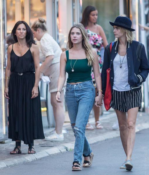 Are Cara Delevingne & Ashley Benson Engaged?