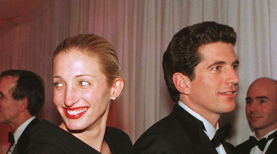 Carolyn Bessette Wedding.New Doc Makes Bombshell Claims About John F Kennedy Jr Carolyn