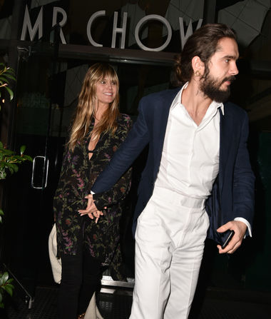 Heidi Klum & Tom Kaulitz Have Been Secretly Married for Months