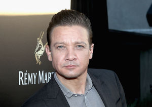 Jeremy Renner's Daughter Totally Approves of His New Song 'Main…