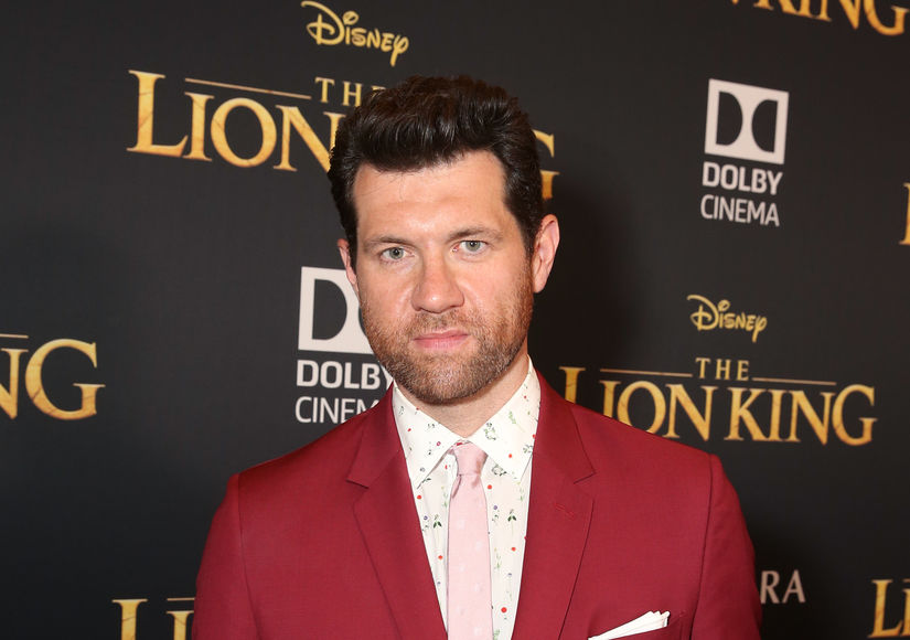Billy Eichner Reveals His Connection to Meghan Markle