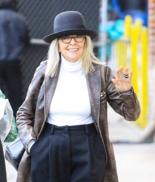Diane Keaton Hasn't Been on a Date in 35 Years, and Here's Why