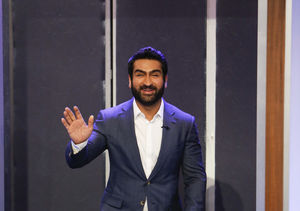 Kumail Nanjiani Jokes About Playing an Uber Driver for the Rest of His Acting…