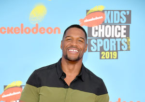 Michael Strahan on His New TV Show with Courteney Cox