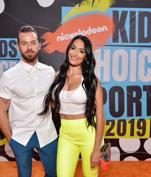 Does Nikki Bella's BF Artem Chigvintsev Have Baby Fever?