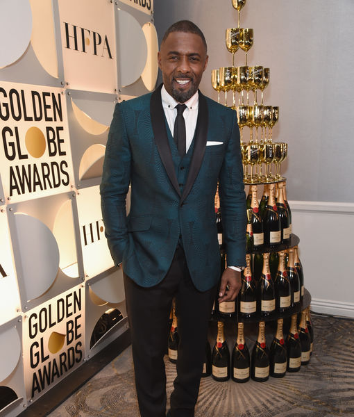 Idris Elba & Another Celeb with COVID-19 Snapped a Pic Together Less Than 2…