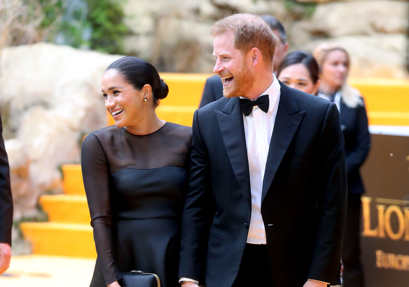 Meghan & Harry to Take 'Family Time' Off