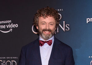 Surprise! Michael Sheen Expecting First Child with His Much Younger GF