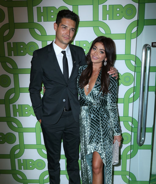 Sarah Hyland & Wells Adams Engaged!