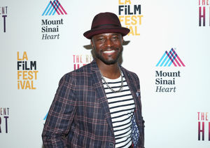 Taye Diggs' Take on Pandemic Dating