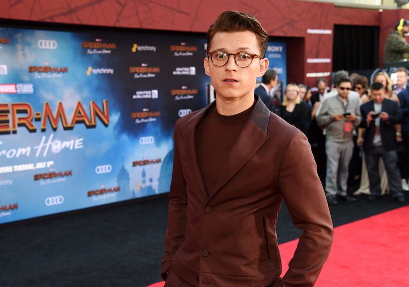 'Spider-Man' Star Tom Holland Reveals Truth Behind Workouts with Co-Star…