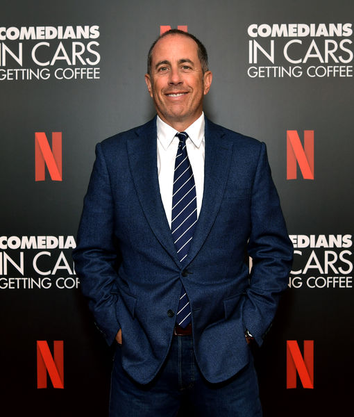 Jerry Seinfeld Explains Epic Photobomb of His Daughter's Prom Pic