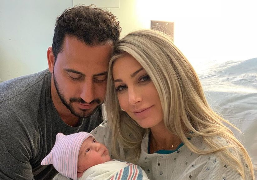 First Pic! Josh Altman & Wife Heather Welcome Baby #2