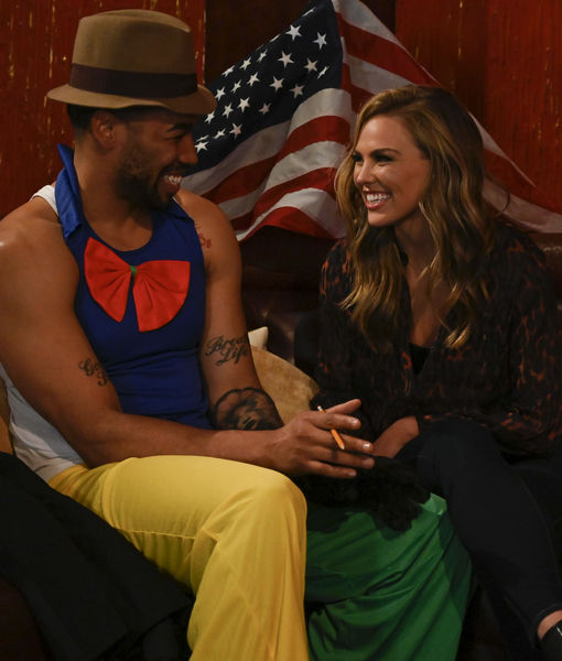 Hannah Brown Talks 'Bachelorette' Favorite Mike Johnson — Will He Be the…