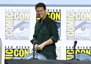 Tom Cruise Drops 'Top Gun: Maverick' Trailer at Comic-Con!