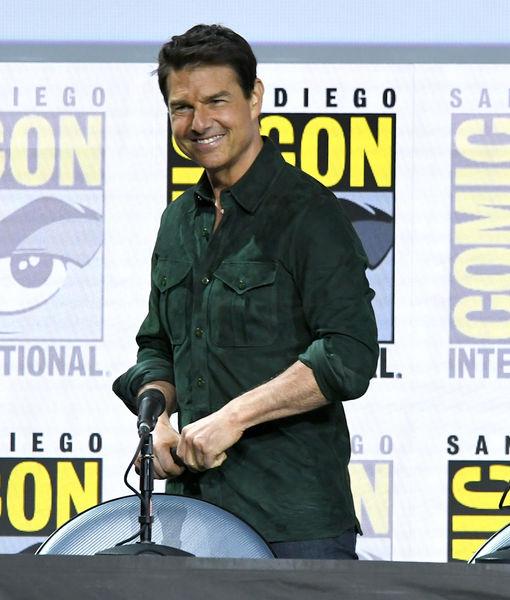 Tom Cruise Drops 'Top Gun: Maverick' Trailer at Comic-Con!