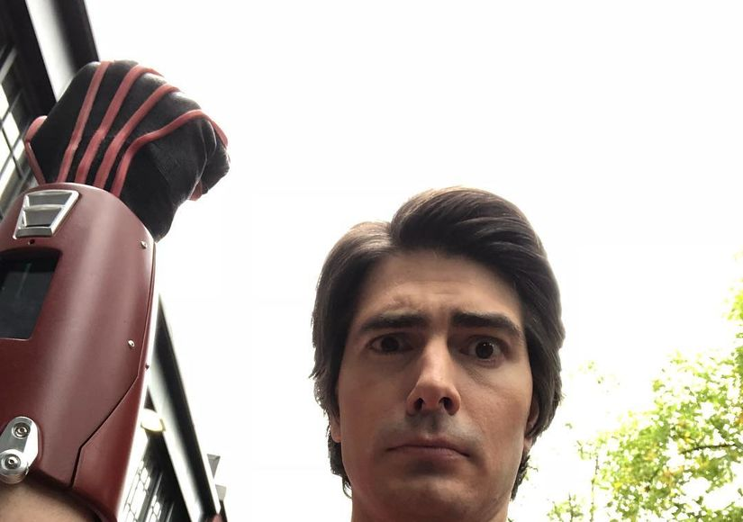 Brandon Routh Talks Reprising Superman Role for Arrowverse Crossover