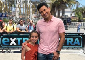 Mario Lopez's Daughter Gia Stars in 'Apparition' — Watch!