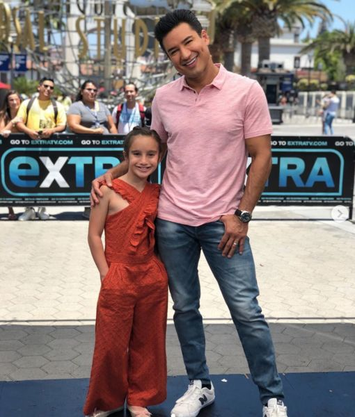 Mario Lopez's Daughter Gia Stars in 'Apparition' – Watch the Trailer